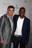 Esai Morales, Tommy Davidson — Stock Photo