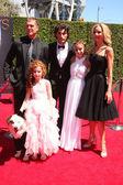 Kuma, Regan Burns, Francesca Capaldi, Blake Michael, G. Hannelius, Beth Littleford — Stock Photo