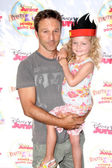 Breckin Meyer, Clover Meyer — Stock Photo