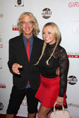 Andy Dick, Bree Olson — Foto Stock