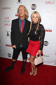 Andy Dick, Bree Olson — Photo