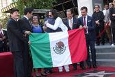 Los Tigres Del Norte, Consuelo Hernandez, Marco Antonio Solis — Stock Photo