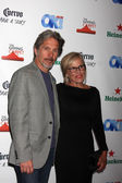 Gary Cole, Wife — Stock Photo