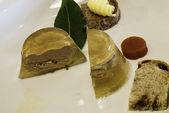 Duck liver pate — Stock Photo