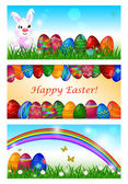 Happy Easter — Stock Vector