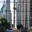 columbus circle — Stock Photo