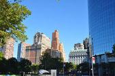 Centre-ville de new york — Photo