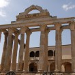 Temple of Diana in Merida (Spain) — Stock Photo