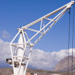 Port crane — Stock Photo #23747471