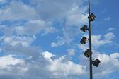 Straat licht — Stockfoto