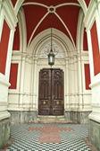 Entrada de igreja — Fotografia Stock
