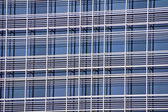 Windows with reflections — Stock Photo