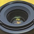 Prime DSLR lens — Stock Photo