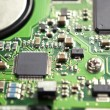 Digital hardware closeup - Stock Photo