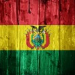 Flag of Bolivia - Stock Photo