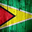Royalty-Free Stock Photo: Flag of Guyana