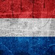 Flag of Holland - Stock Photo