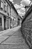 Street in Novi Sad — Stock Photo
