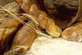 Pane fresco e gustoso — Foto Stock