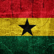 Flag of Ghana — Stock Photo #27612949