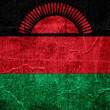 Flag of Malawi — Stock Photo