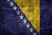 Flag of Bosnia and Herzegovina — Stock Photo