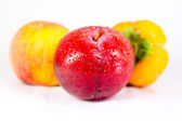 Plum fruit — Stock Photo