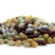 Legume mixture — Stock Photo