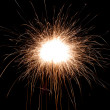 Royalty-Free Stock Photo: Holiday Sparklers