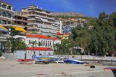 Halbinsel-albanien — Stockfoto