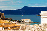 Landscape Corfu — Stock Photo