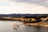 Greek island of Corfu — Stock Photo
