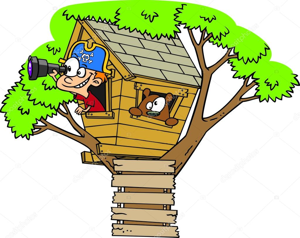 Show Where  Kids Live In Treehouse