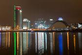 Night city. — Stock Photo