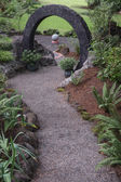 Zen Path — Stock Photo