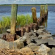 Crooked River Boat Launch by Jackie DeBusk — Stock Photo