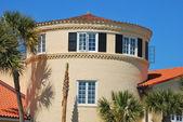 Spanish style architecture — Stock Photo