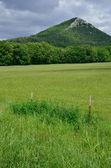 Pinnacle Mountain in Arkansas — Stock Photo
