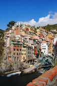 View of Manarola, Cinque Terre, Italy — Photo
