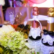 Stock Photo: Wedding decorations
