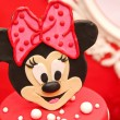 Stock Photo: Mickey mouse cake
