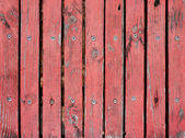 Screwed wood planks seamless texture — Stock Photo