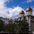 Assumption Cathedral in Moscow Kremlin — Stock Photo