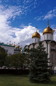 Assumption Cathedral in Moscow Kremlin — 图库照片