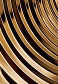 Sfondo di metallo — Foto Stock