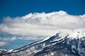 Vista das montanhas — Foto Stock