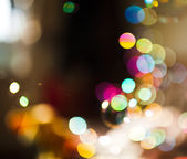 Beautiful bokeh background, summertime — Foto Stock
