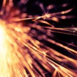 Flowing Sparks, abstract background — Stock Photo #44361179