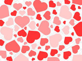 VALENTINE'S DAY BACKGROUND 6 — Stock Vector