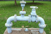 Water supply system — Stock Photo